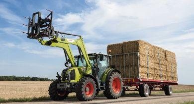 Claas Arion 450
