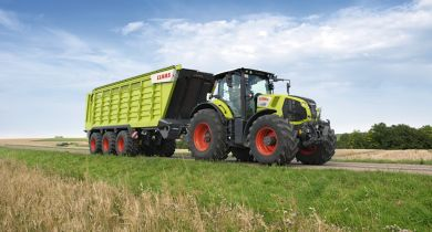 Claas Arion 800