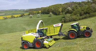 Claas Arion 810