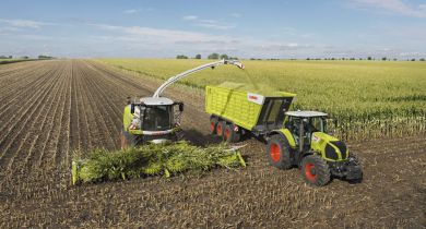 Claas Arion 830