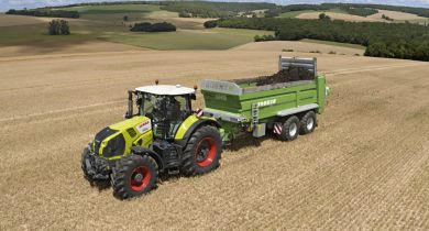 Claas Arion 840