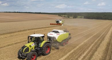 Claas Arion 850