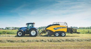 3 médailles d'argent Agritechnica pour New Holland
