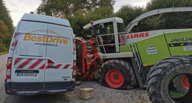 BestDrive: 500 véhicules d'intervention dédiés à l'activité agricole