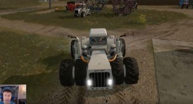 Exaucez votre rêve, grâce à Farming Simulator !