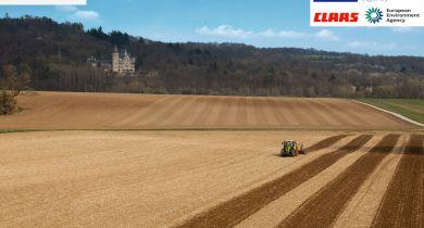 Un concours d'idées pour encourager l'agriculture par satellite