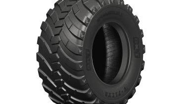 Un pneu radial pour les remorques