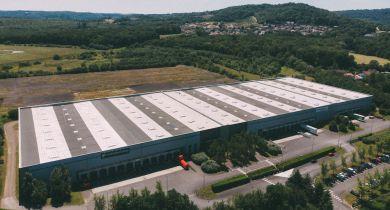 Un nouveau centre logistique en Moselle.