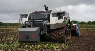 Bientôt des robots autonomes Claas ?