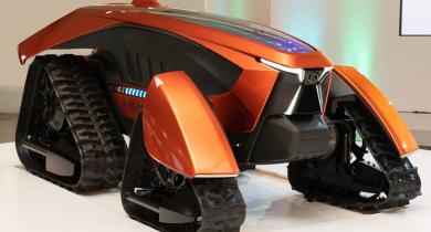 Que retenir du tracteur futuriste dévoilé au Japon ?