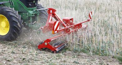Horsch Cultro TC: un rouleau pour détruire les couverts