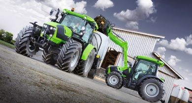 Deutz Fahr 5090G Plus