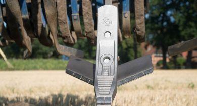 Industriehof: de l'acier résistant aux impacts et l'abrasion pour les pièces d'usure.