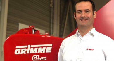 Grimme: Guillaume Becker au poste de Product Specialist Betteraves