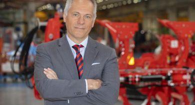 Stefano Lenarduzzi, nouveau directeur général de Maschio Gaspardo