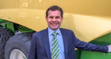 Ludovic Pelletier sera le nouveau directeur géneral en 2019. © Krone