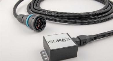 L'IsoMax facilite l'accès à l'Isobus pour les outils non compatibles.