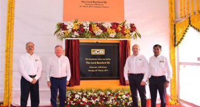65 millions de livres sterling dans une usine en Inde