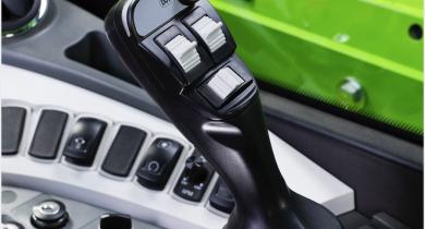 Un nouveau joystick qui détecte la présence de la main.