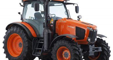 Lancement des nouveaux Kubota M6002 au FIMA 2020.