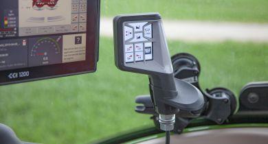 Le Joystick Isobus CCI A3 disponible