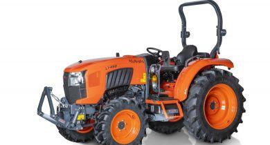 Kubotat: des moteurs Stage V pour les nouveaux tracteurs compacts L1 et L2