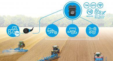 Lemken: l'iQblue connect pour le pilotage du tracteur par l'outil