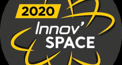 Salon: les lauréats Innov'Space 2020 dévoilés.