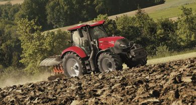 Case IH Maxxum Multicontroller