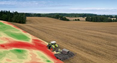 Moduler ses densités de semis avec Crop View est désormais possible
