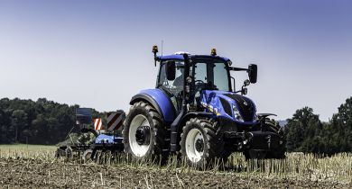 New Holland T5.100 ElectroCommand