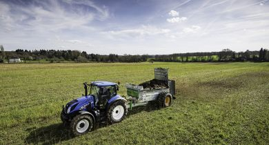 New Holland T6.155 Deluxe