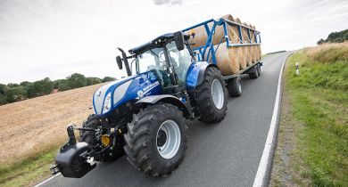 New Holland T7 190