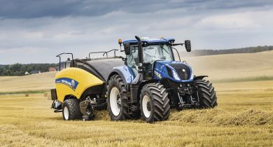 New Holland T7 290