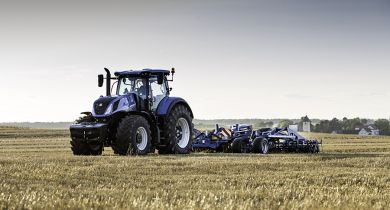 New Holland T7 315
