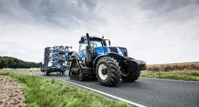 New Holland T8 380 Smartrax