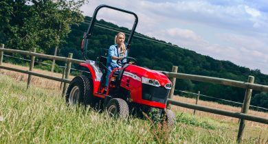 Massey-Ferguson : six nouveaux modèles pour la gamme MF 1700 M.