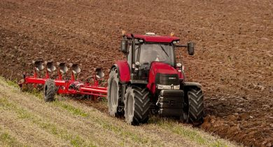 Case IH Puma Multicontroller