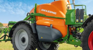 3 médailles d'argent Agritechnica pour Amazone