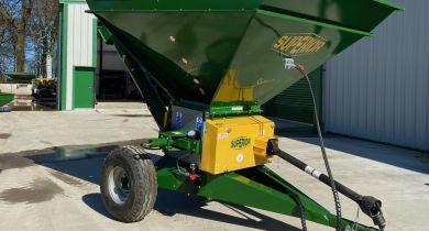 Le Super 8 est capable d'aplatir de 15 à 25 tonnes par heure