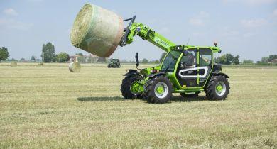 Un nouveau TurboFarmer de 3 tonnes/ 9 mètres