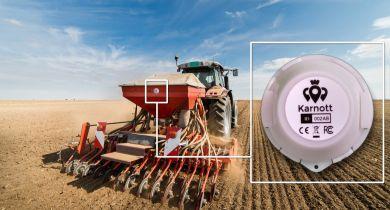 Karnott: deux nouveaux capteurs pour simplifier la gestion des activités agricoles