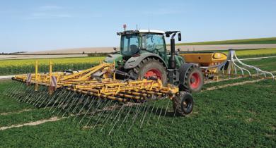 De nombreuses nouveautés en travail du sol et semis pour Agrisem et Sly.