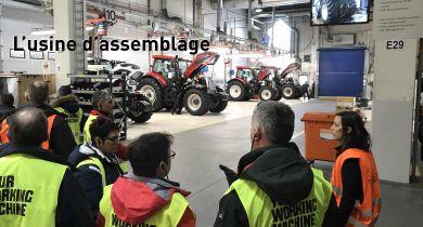 Dernière étape avant les tests dynamiques : le contrôle qualité. © FR/M&R