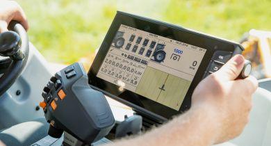 Valtra: Wayline Assistant facilite la création de lignes de guidage