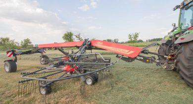 L'Andex 705 Evo + Vario prêt à décoller !